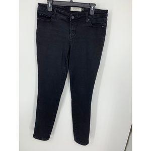 Torrid 12 black skinny jeans